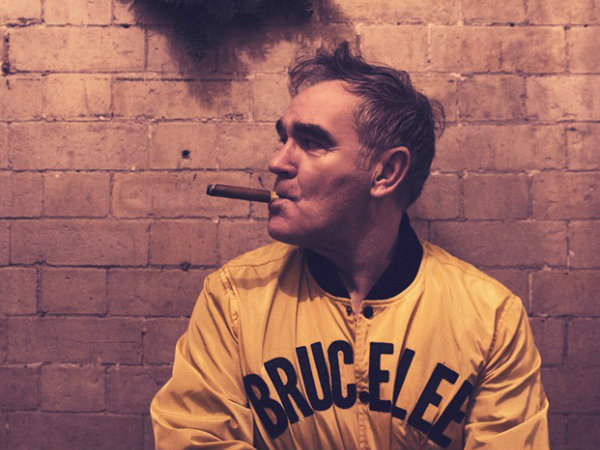 Morrissey's still gotit.