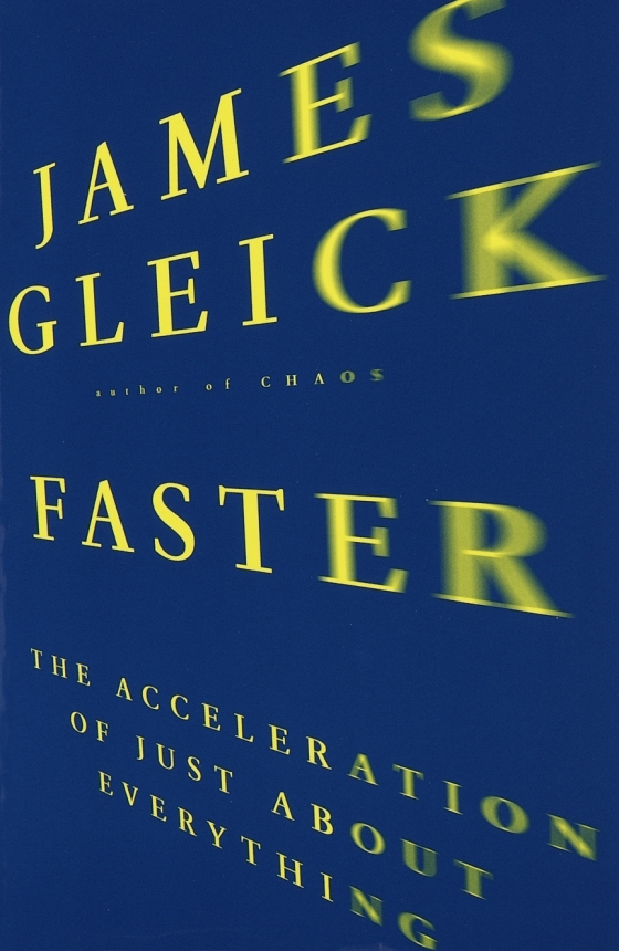 Chip Kidd - Faster by James Gleick