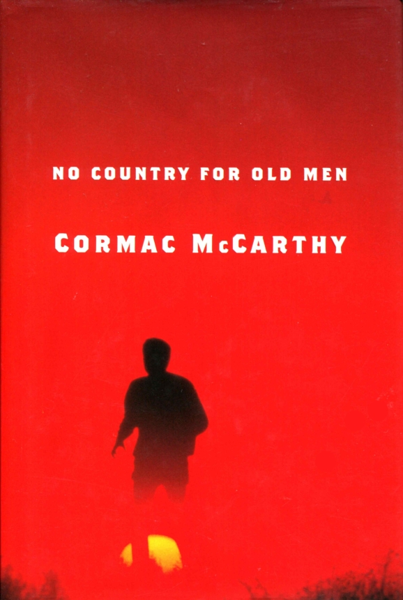 Chip Kidd - No Country for Old Men by Cormac McCarthy