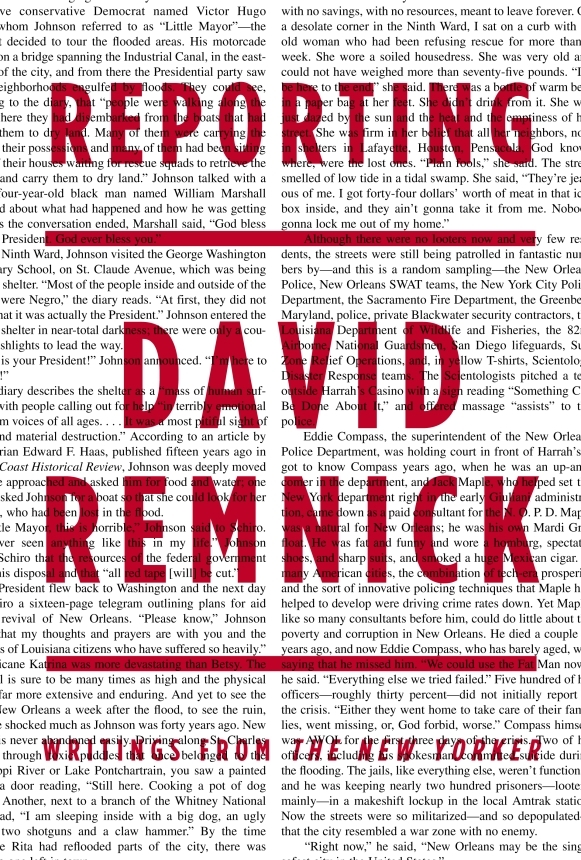 Chip Kidd - Reportings by David Remnick