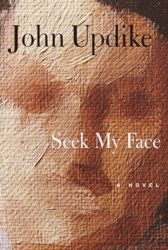 Chip Kidd - Seek My Face by John Updike