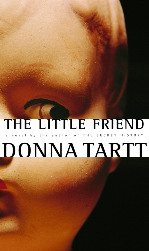 Chip Kidd - The Little Friend by Donna Tartt