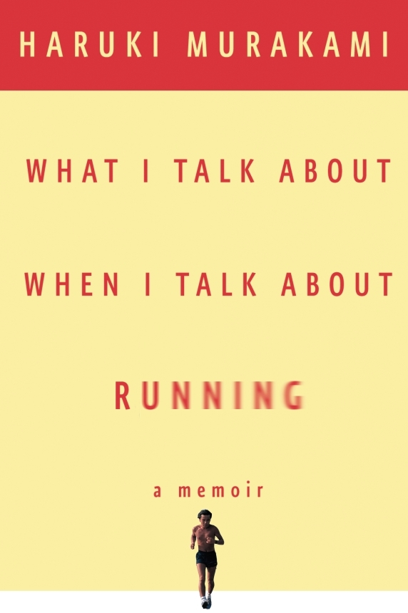 Chip Kidd - What I Talk About When I Talk About Running by Haruki Murakami