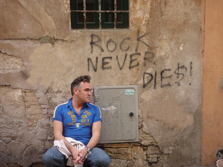 Morrissey Rock Never Dies 2