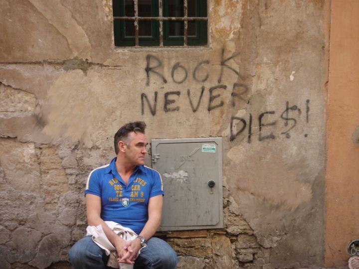 Six Morrissey Cover Songs
