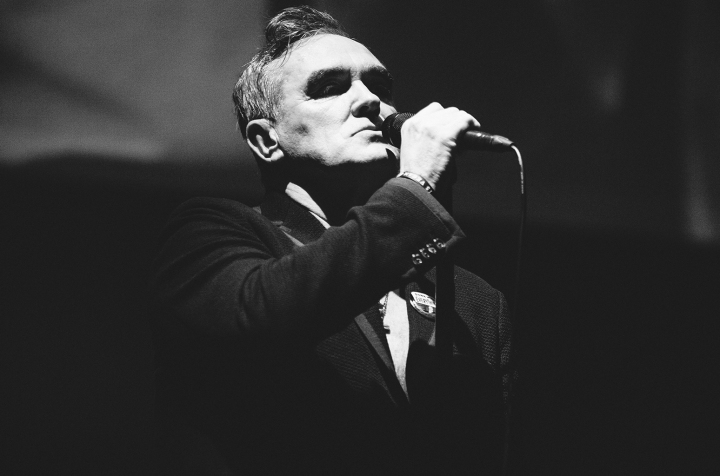 Six Morrissey Lyrics